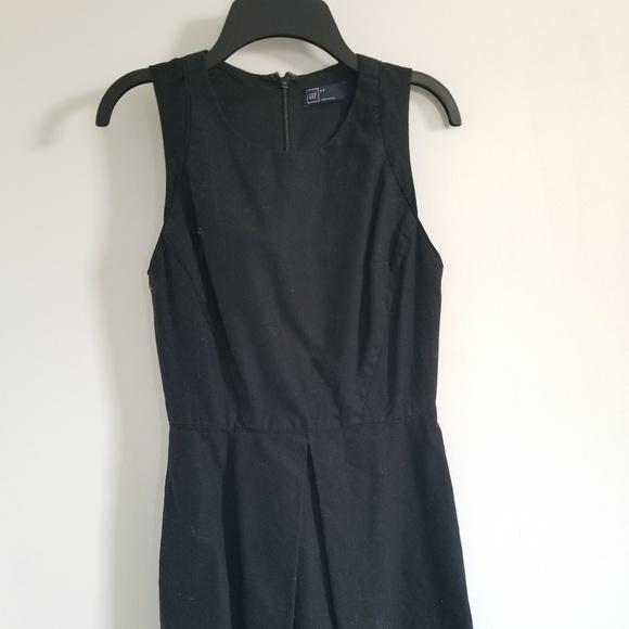 GAP Dresses & Skirts - GAP Black A-Line Dress